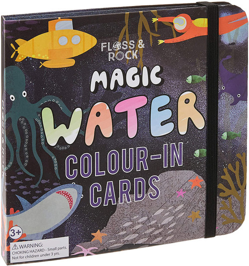 Floss & Rock Magic Water Deep Sea Cards
