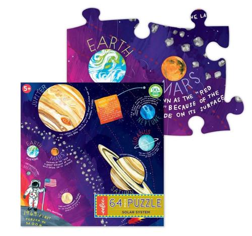 Solar System 64pc Puzzle