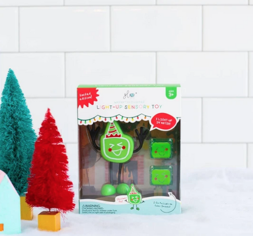 Glo Pal Limited Edition Christmas Light Up Pal