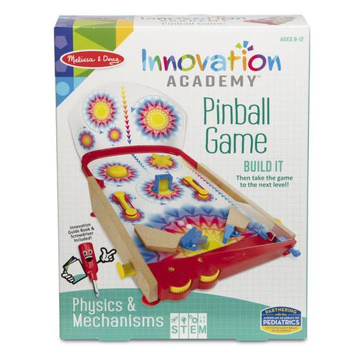 Build a Pinball Game