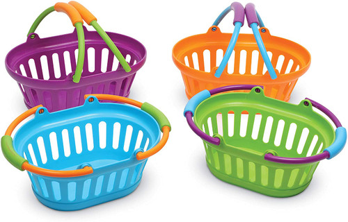 Stack of Baskets Pretend Play
