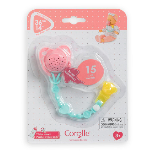 Corolle - Interactive Pacifier
