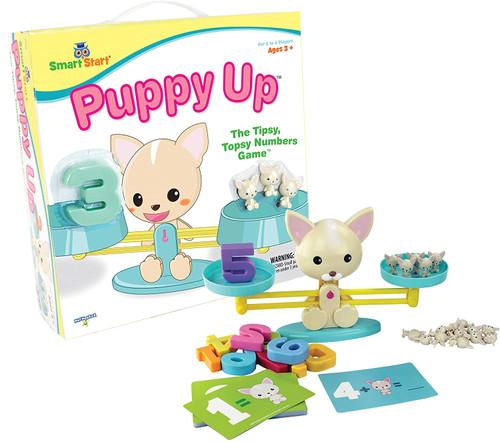Puppy Up Math Balance Game