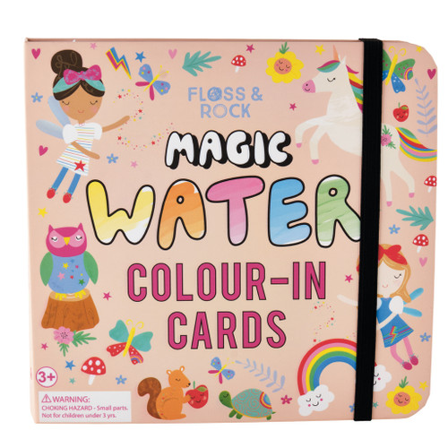 Floss & Rock Magic Water Rainbow Fairy Cards