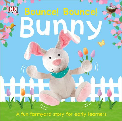 Bounce! Bounce! Bunny Book