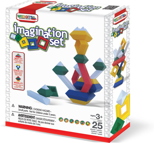 Wedgits Building Blocks Set