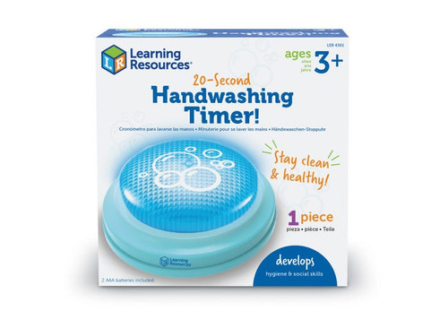 20 Second Hand Washing Timer
