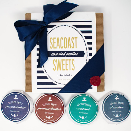 Seacoast Sweets Assorted Box 8ct