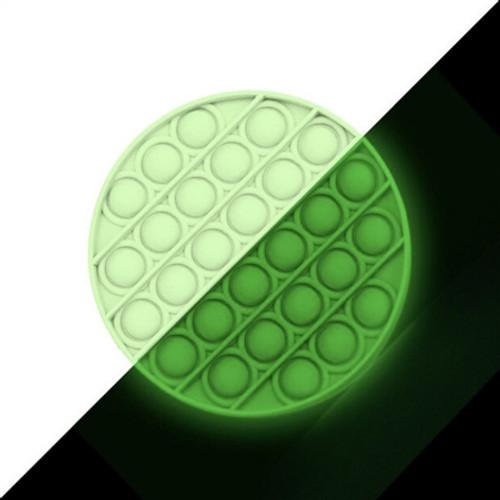OMG Pop Fidgety - Green Glow in the Dark