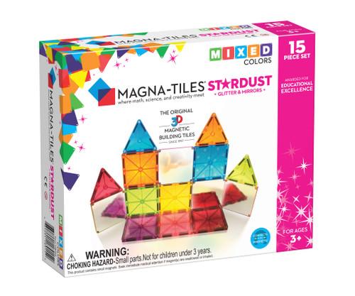 Magna-Tiles :  Stardust Glitter & Mirrors