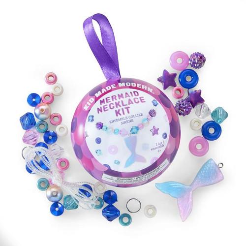 Kid Made Modern Mermaid Necklace Kit
