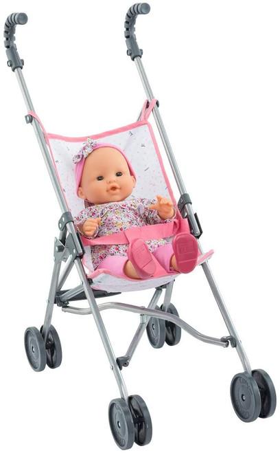 Corolle Baby Doll  Umbrella Stroller