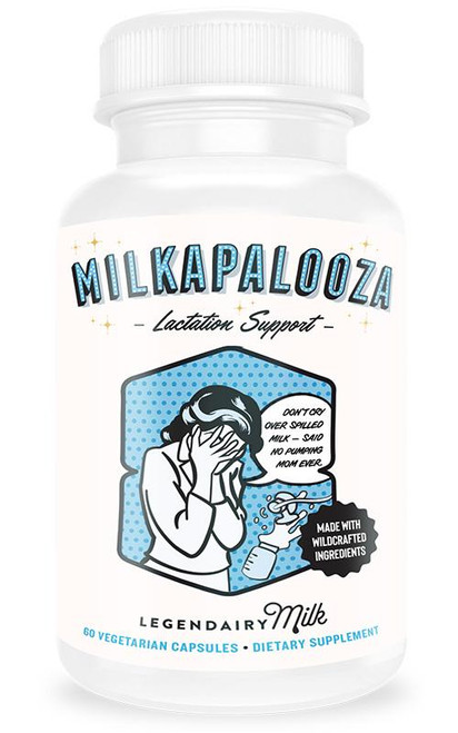 Legendairy Milk Milkapalooza Lactation Blend