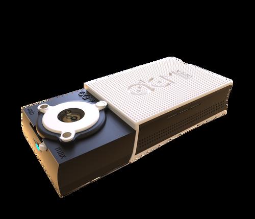 Quartz Crystal Microbalance QCM-D with dissipation module