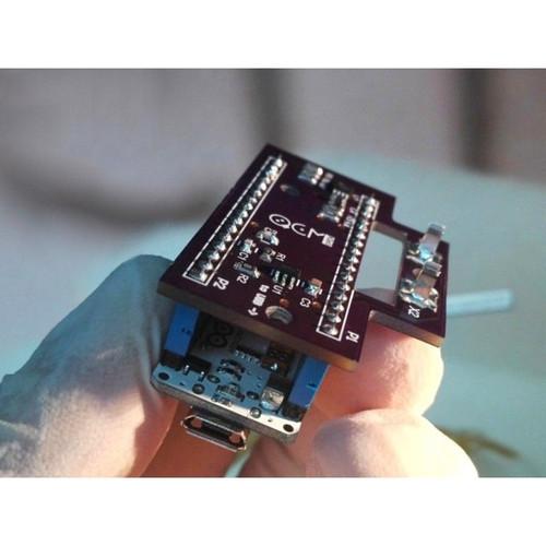 QCM Arduino Shield