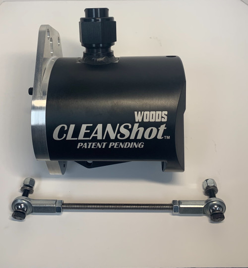 WOODS cleanshot Intake for 7.90 OUTLAW BLOCKS