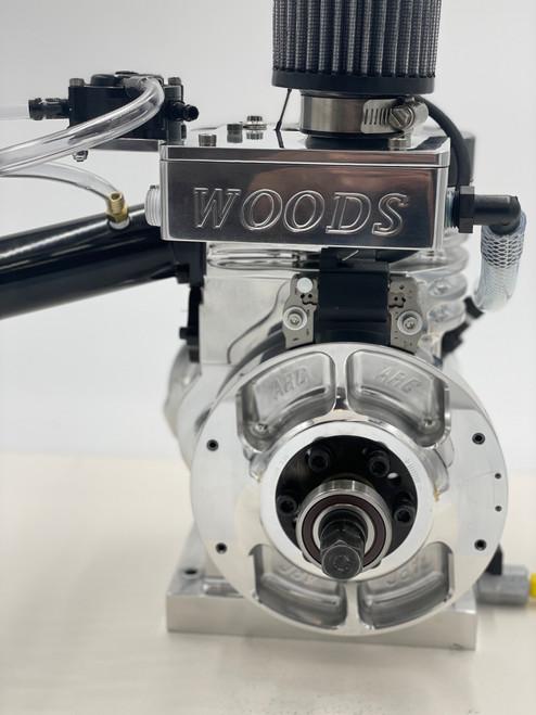 Woods 8.90 TOP SHELF (BILLET)