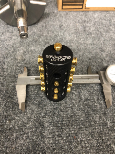 NWR JET TOOL 42/45mm CARB (LOADED WITH JETS)