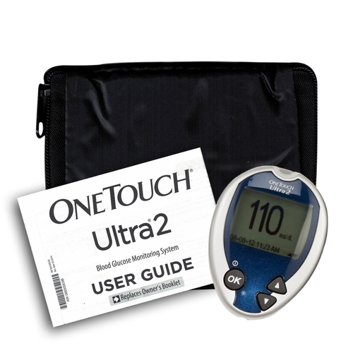 OneTouch Ultra 2 Meter only For GLucose Care