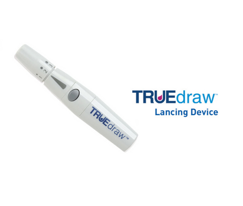 TRUE Draw Lancing Device For GLucose Care
