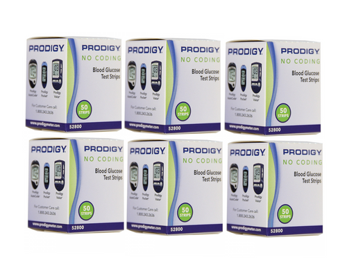 Prodigy Autocode 300 Test Strips For GLucose Care