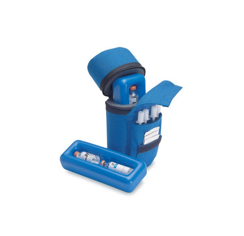 Medicool Protector Diabetic Carry Case, Blue
