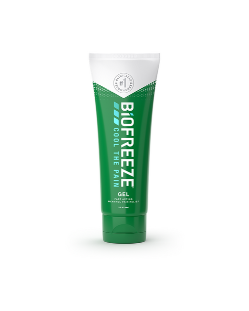 Biofreeze Pain Reliving Gel 3oz For GLucose Care