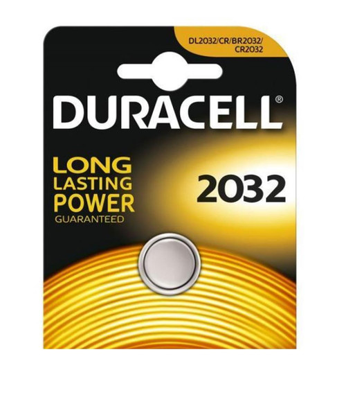 Duracell Cr2032 Lithium BatteryFor Diabetic Meter
