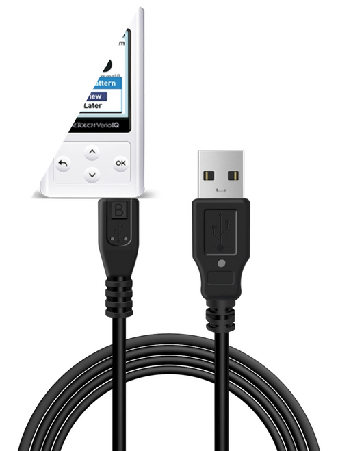 Lifescan Onetouch Verio IQ Meter USB Cable Only