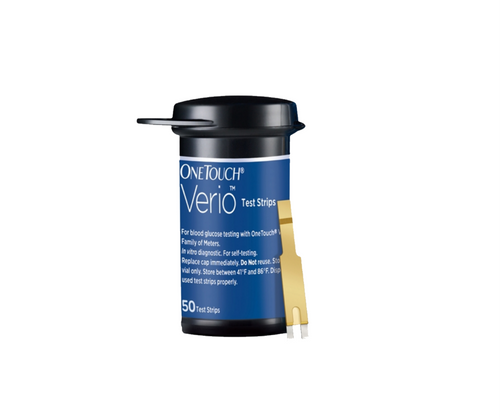 OneTouch Verio 50 Test Strips