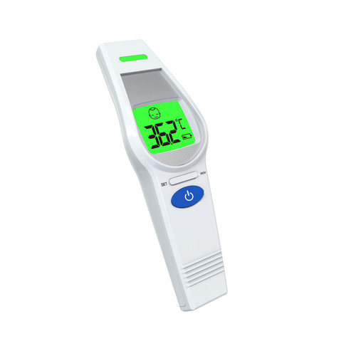Alphamed Infra-red Non Contact NO TOUCH Forehead Thermometer