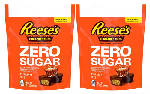 Reese's Peanut Butter Cups Miniatures, Sugar Free