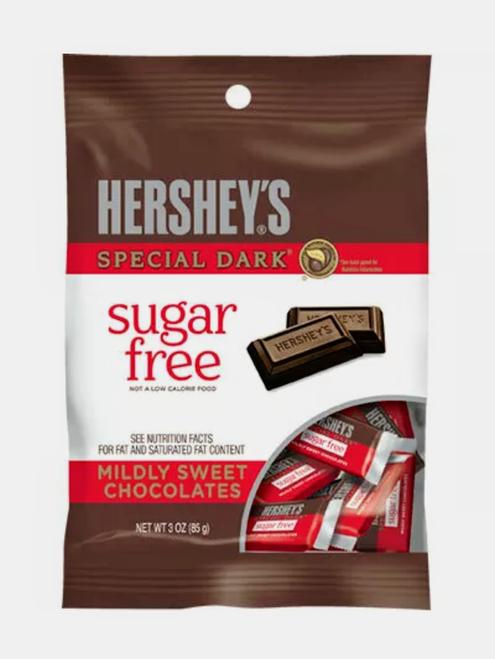 Hersheys Sugar Free Mildly Sweet Chocolates - Special Dark