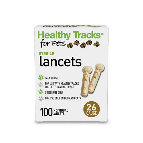 Healthy Tracks 26 G Lancet