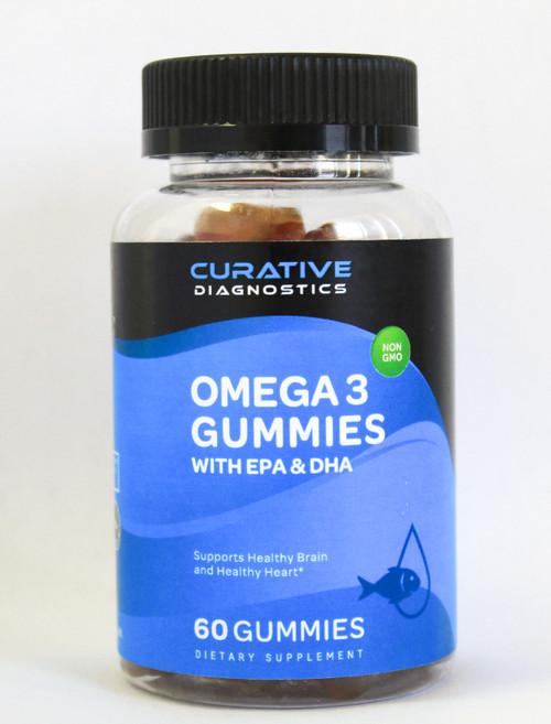 Curative Diagnostics Omega-3 Gummies