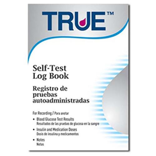 TRUE Daily Self Testing Log Book