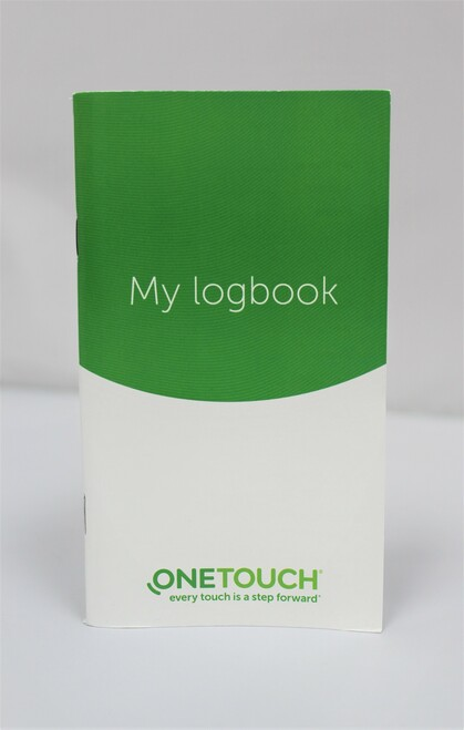 OneTouch Log Book By Lifescan