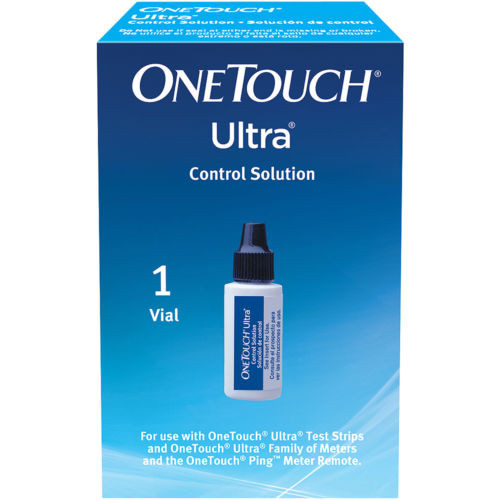 OneTouch Ultra Control Solution  For GLucose Care