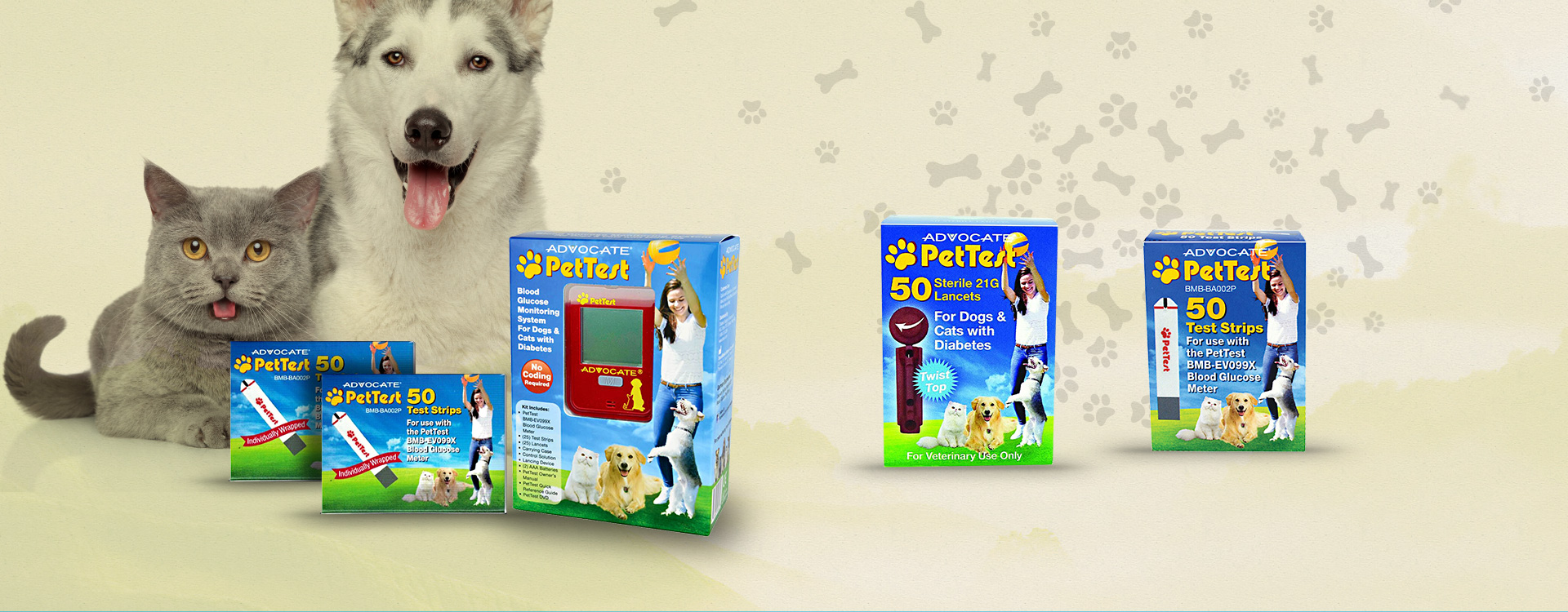 Order Pet Diabetes Supplies
