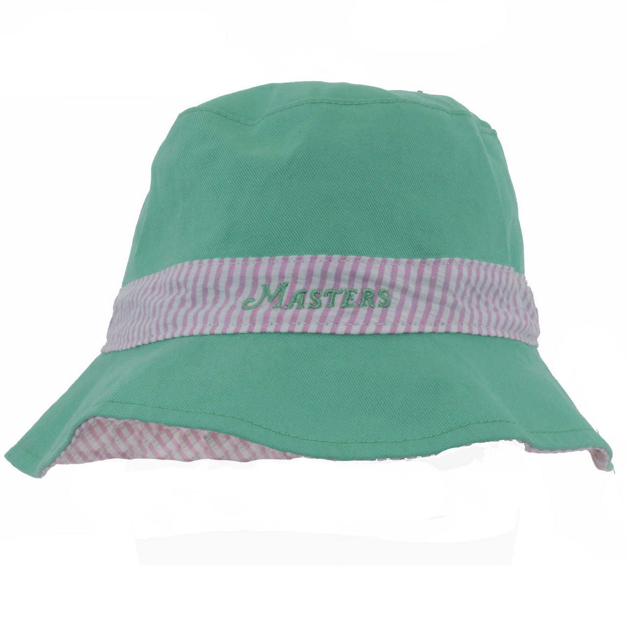5502298db3f Masters Kids Pink   Green Reversible Bucket Hat