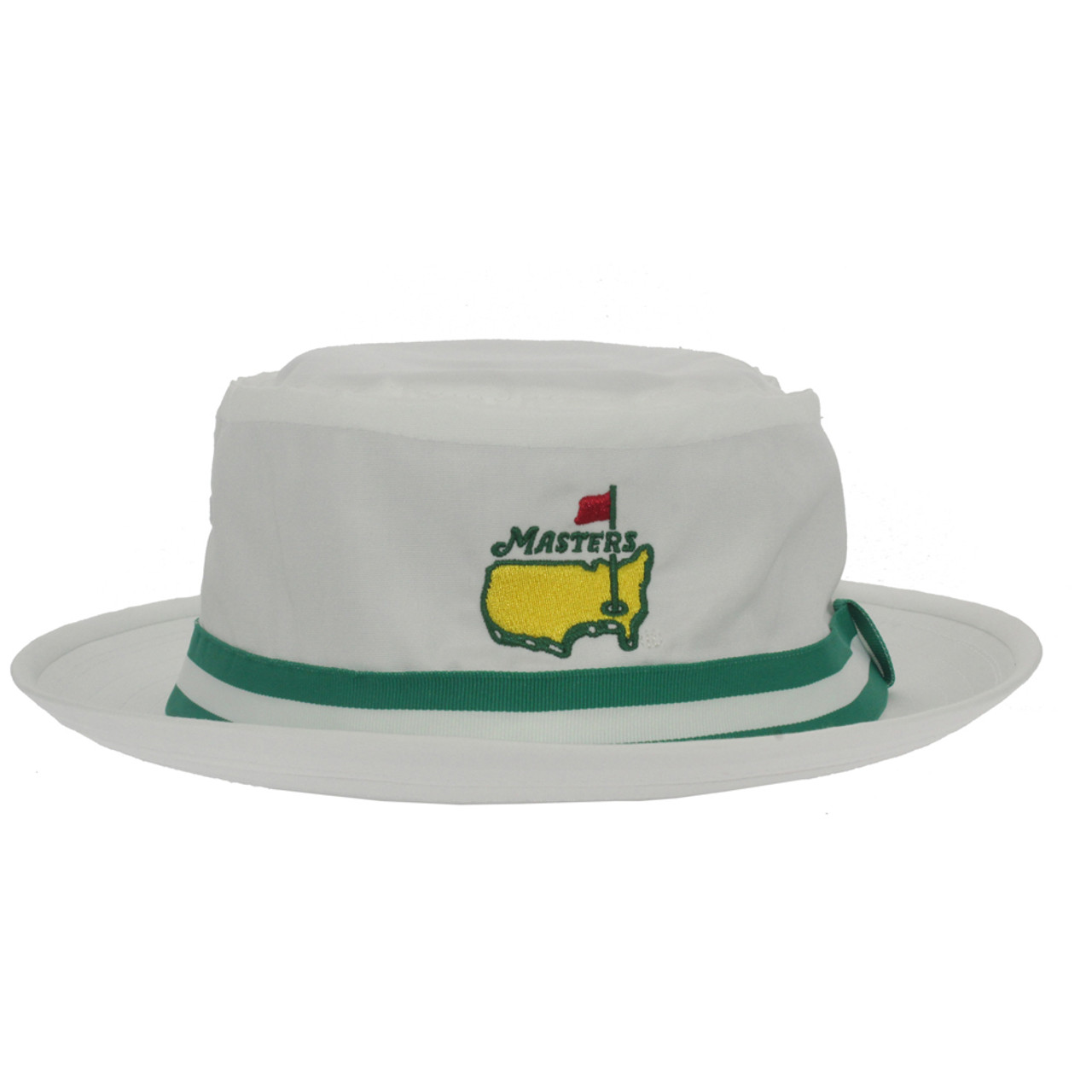 252d648d73b Masters White Bucket Hat - Masters Hats   Visors