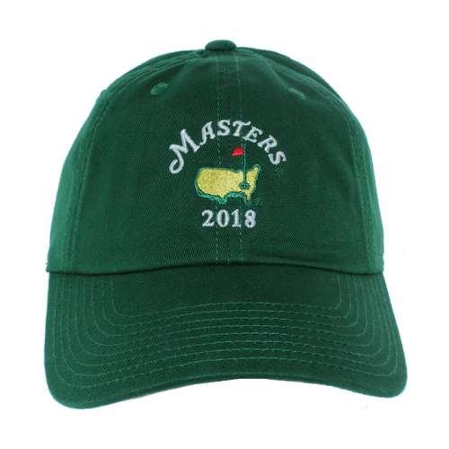 2018 Dated Masters Green Caddy Hat - Caddy Cap aea0643dec8