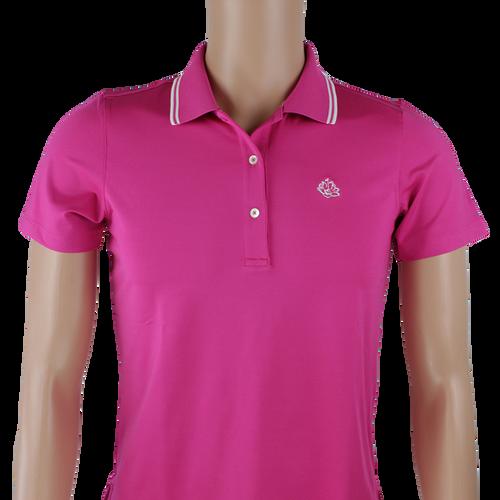 6b10bcf3eea8 Ladies's Polo Augusta National Women's Amateur Golf Shirt- Pink