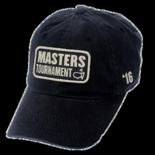 Masters 2016 Vintage Navy Caddy Hat 1df770c6f250