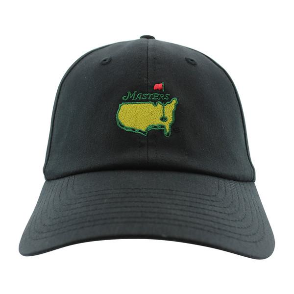 dee7d327 Masters New Hybrid Tech Caddy Hat- Black