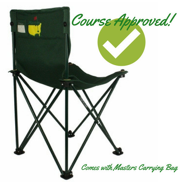 Enjoyable Masters Tournament Folding Chair Ocoug Best Dining Table And Chair Ideas Images Ocougorg