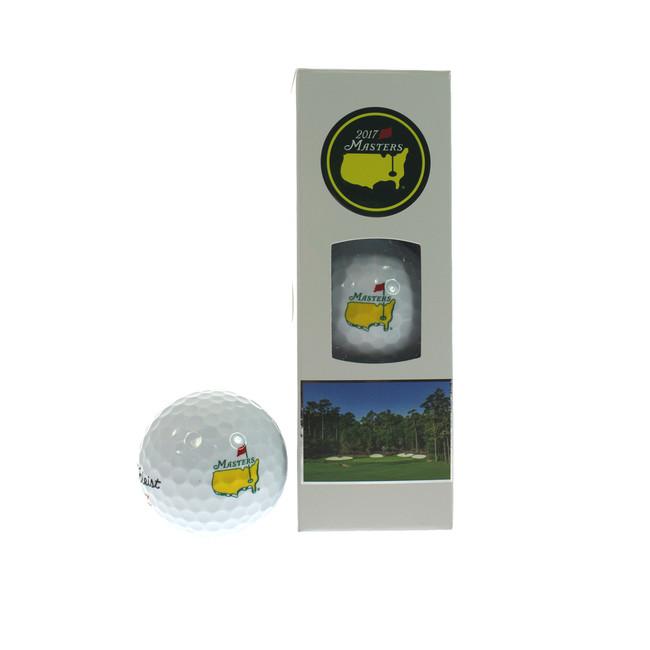 2017 Masters Golfballs - 3 Pack Velocity Golf Balls