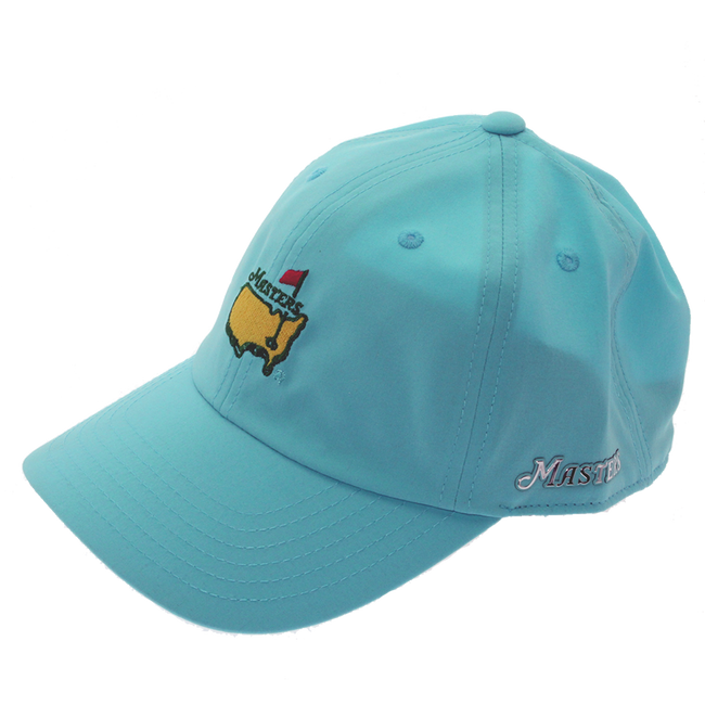 Masters Performance Tech Hat - Sky Blue Reflective