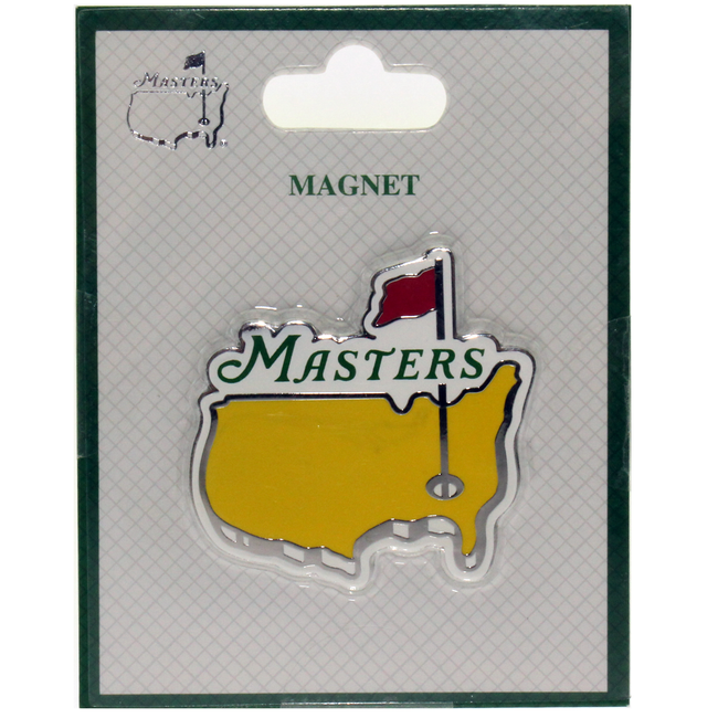 2017 Masters Tournament Commemorative Logo Magnet