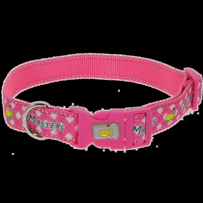 Masters Pink Dog Collar